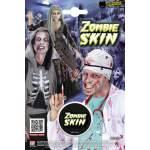 Maquillage peau de zombie