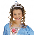 Tiare princesse avec strass