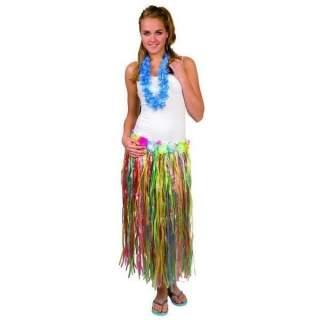 Jupe Hawaï multicolore
