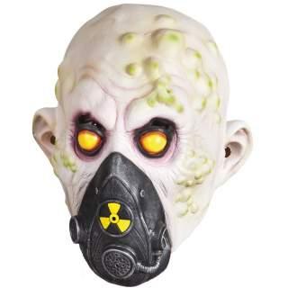 Masque de monstre avec pustules