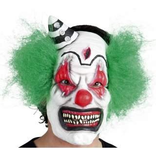 Masque de clown horrible