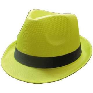 Chapeau funk néon