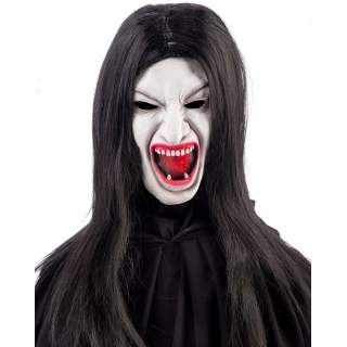 Masque lady vampire