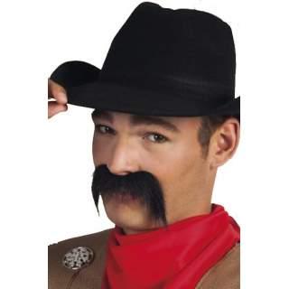 Moustache cow-boy