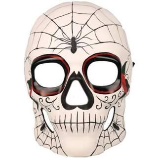 Masque tête de mort mexicaine
