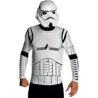 T-shirt & masque Stormtrooper