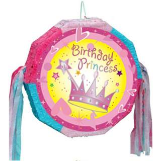 "Pinata ""Birthday Princess"" à tirer"