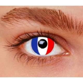 Lentilles tricolores France