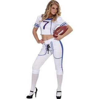 Déguisement footballeuse américaine