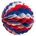 Boule tricolore France