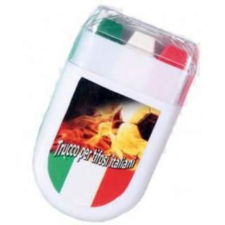 Stick maquillage tricolore Italie
