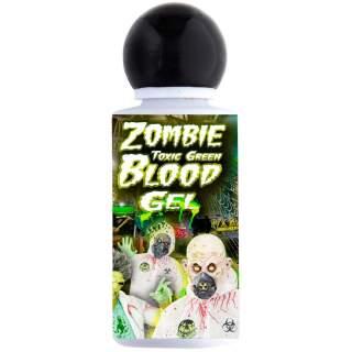 Gel sang vert zombie