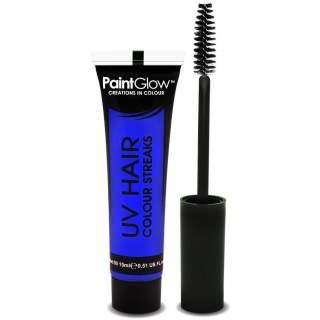 Crème fluo UV néon pour cheveux