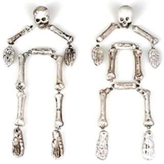 24 ossements de squelettes