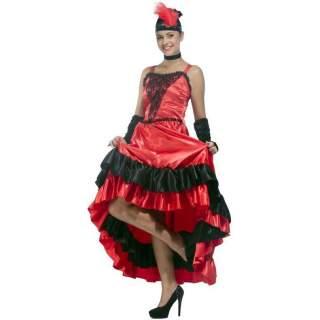 Déguisement danseuse Moulin Rouge