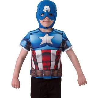 Kit Captain America enfant