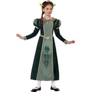 Déguisement de princesse Fiona