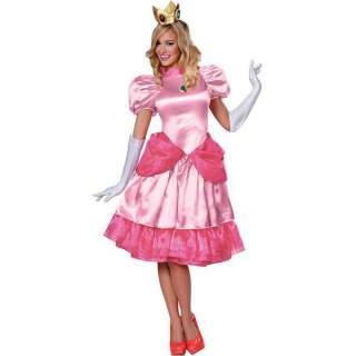 Déguisement Princess Peach