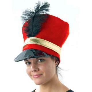 Chapeau soldat rouge