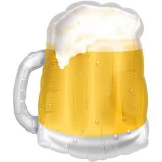 Ballon chope de bière