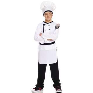Déguisement de chef cuisinier