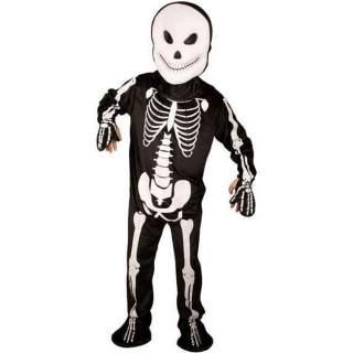 Mascotte de squelette