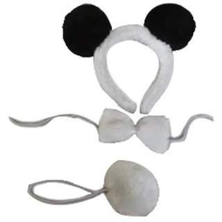 Set accessoires panda