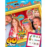 Set photo booth Anniversaire 60 ans