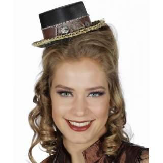 Mini chapeau steampunk