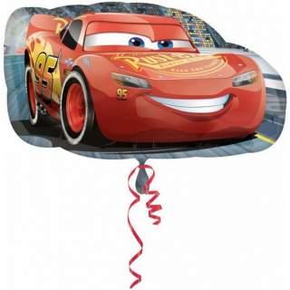 Ballon Cars Flash Mc Queen