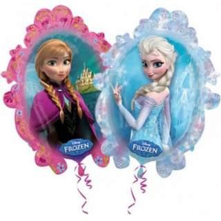 Ballon La Reine des Neiges