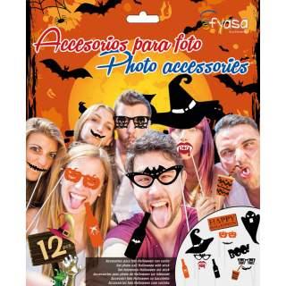 Sticks photobooth Halloween