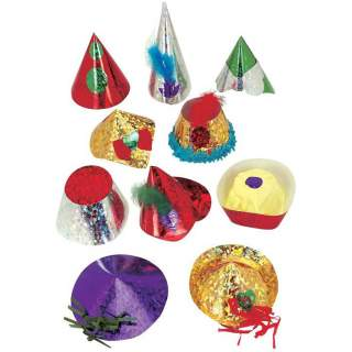 150 chapeaux assortis