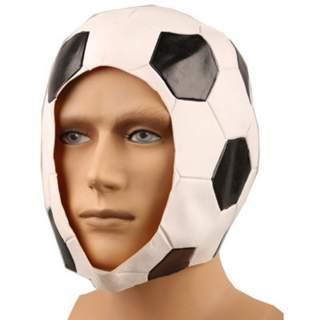 Masque ballon de football