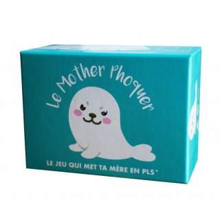 Jeu de cartes Le Mother Phoquer