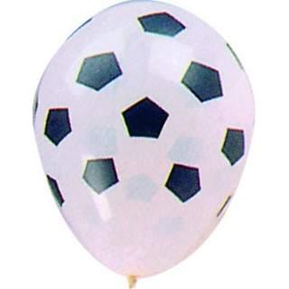 Sachet de 10 ballons foot