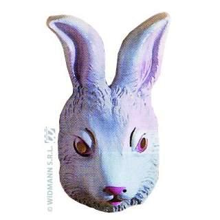 Masque de lapin pour adulte