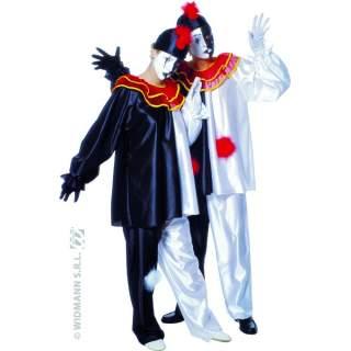 Déguisement de Pierrot unisexe
