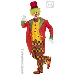 Déguisement de clown Papov