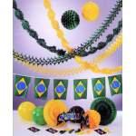 Kit décoration Brésil