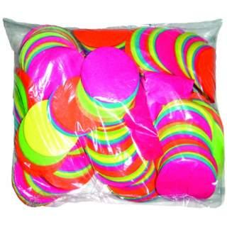 Sachet de 1kg de confettis de scène
