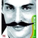 Moustache noire Salvador Dali