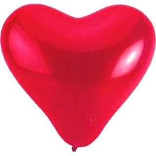 Ballon coeur géant couleur