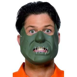 Masque Hannibal psychopate PVC
