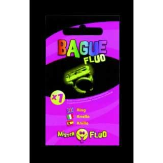 Magic ring bague fluo