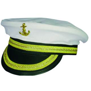 Casquette d'amiral
