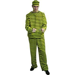 Déguisement de prisonnier Dalton