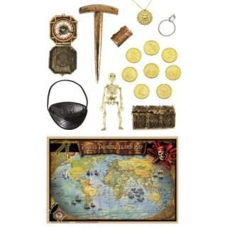 Set accessoires pour pirate