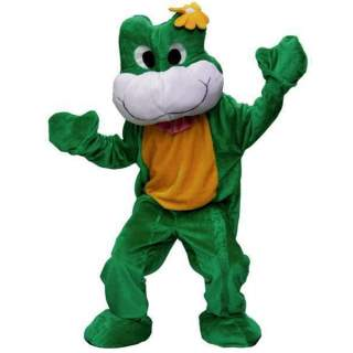 Mascotte de grenouille