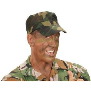 Casquette camouflage US Army